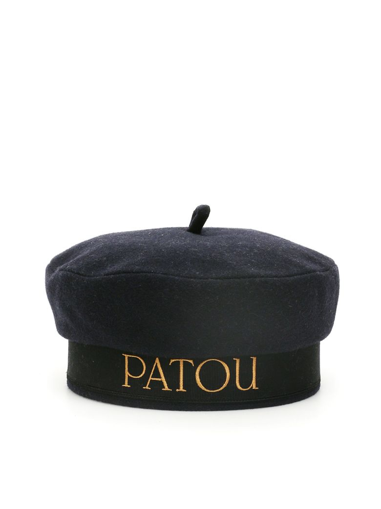 Patou Sailor Hat - NAVY (Blue)