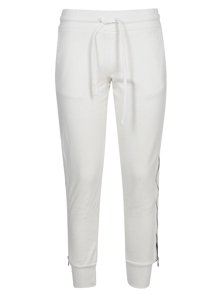 RTA Casual Tapered Trousers - White