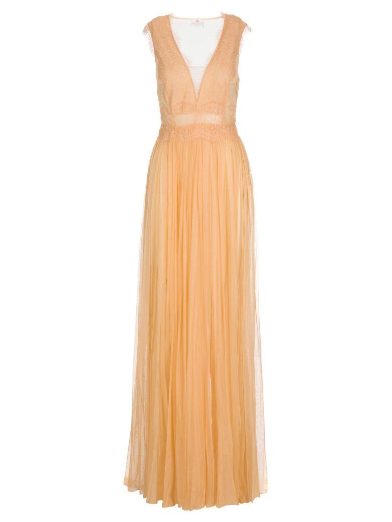 Elisabetta Franchi Celyn B. Elisabetta Franchi Tulle Dress - Pink