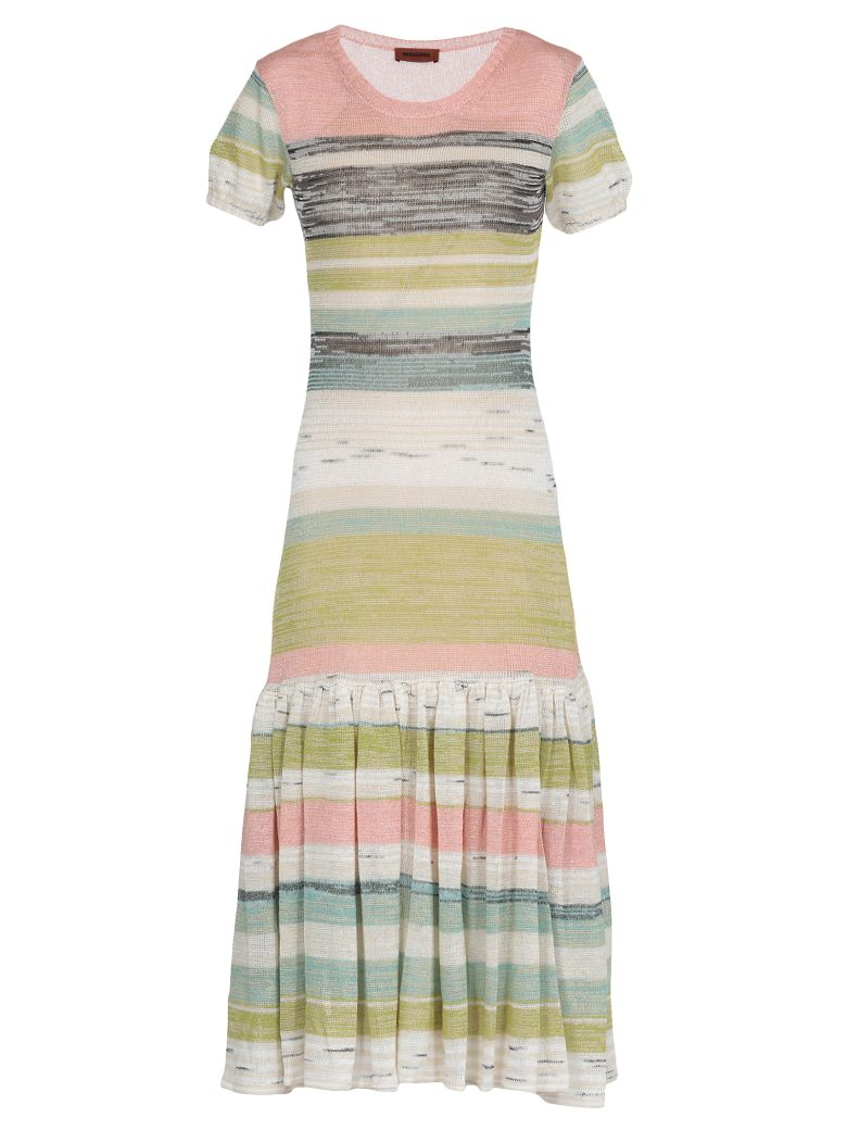 Missoni Knitted Dress - Multicolor