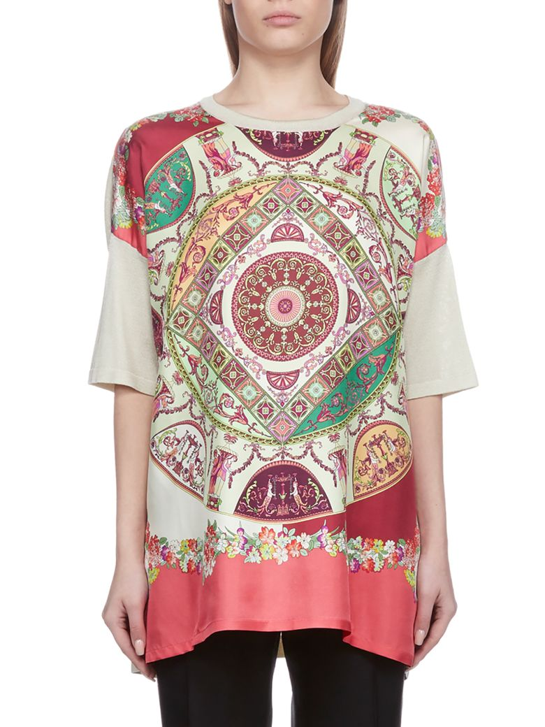 Etro Printed T-shirt - Basic