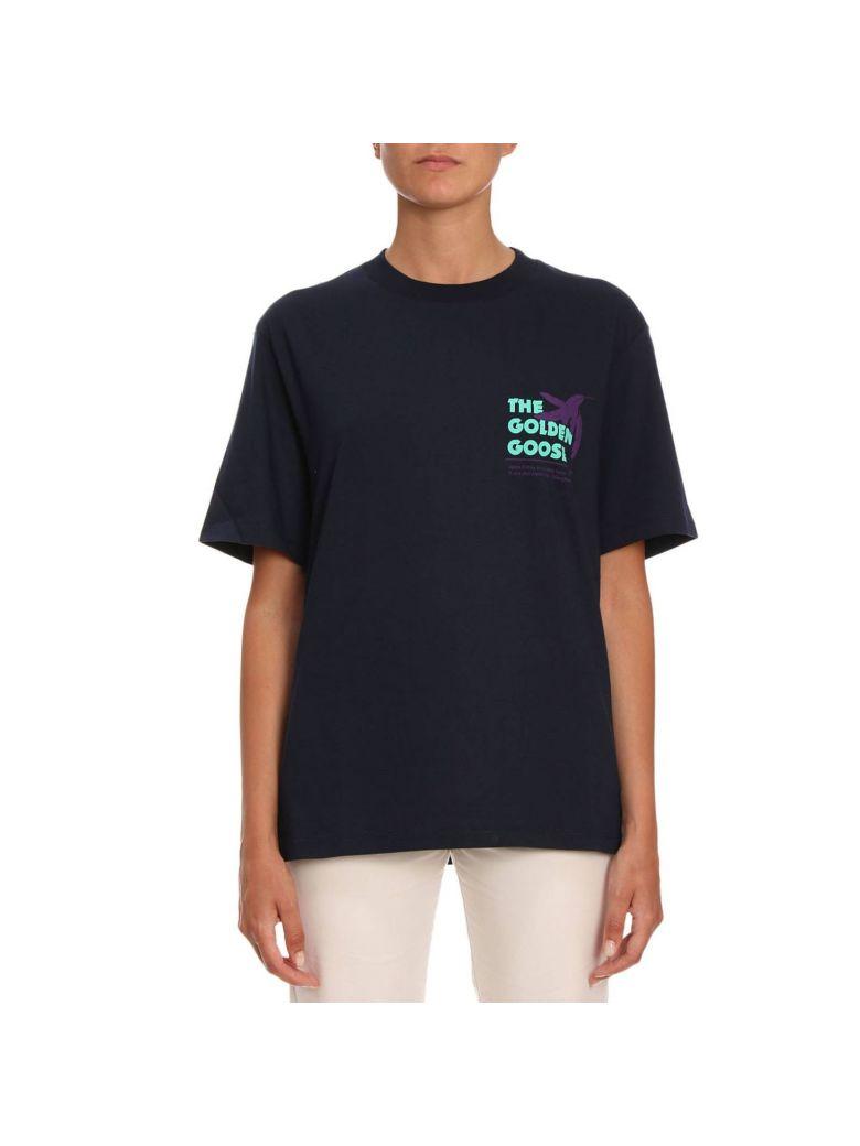 Golden Goose T-shirt T-shirt Women Golden Goose - blue