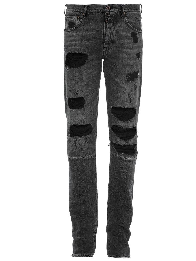 Ben Taverniti Unravel Project Cotton Jeans - Basic