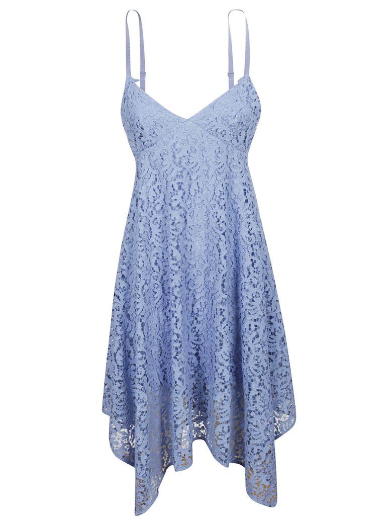 Ermanno Scervino Lace Dress - Blue