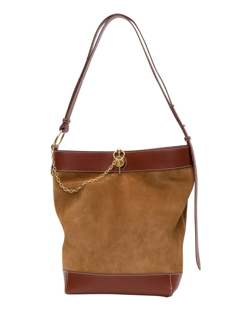 J.W. Anderson Bucket Bag - Marrone