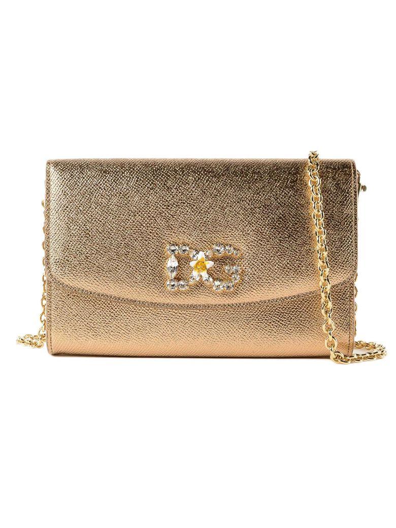 Dolce & Gabbana Logo Crossbody Bag - Basic