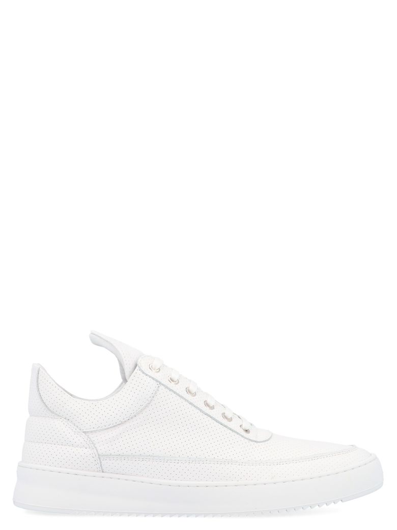 Filling Pieces 'ripple' Shoes - White