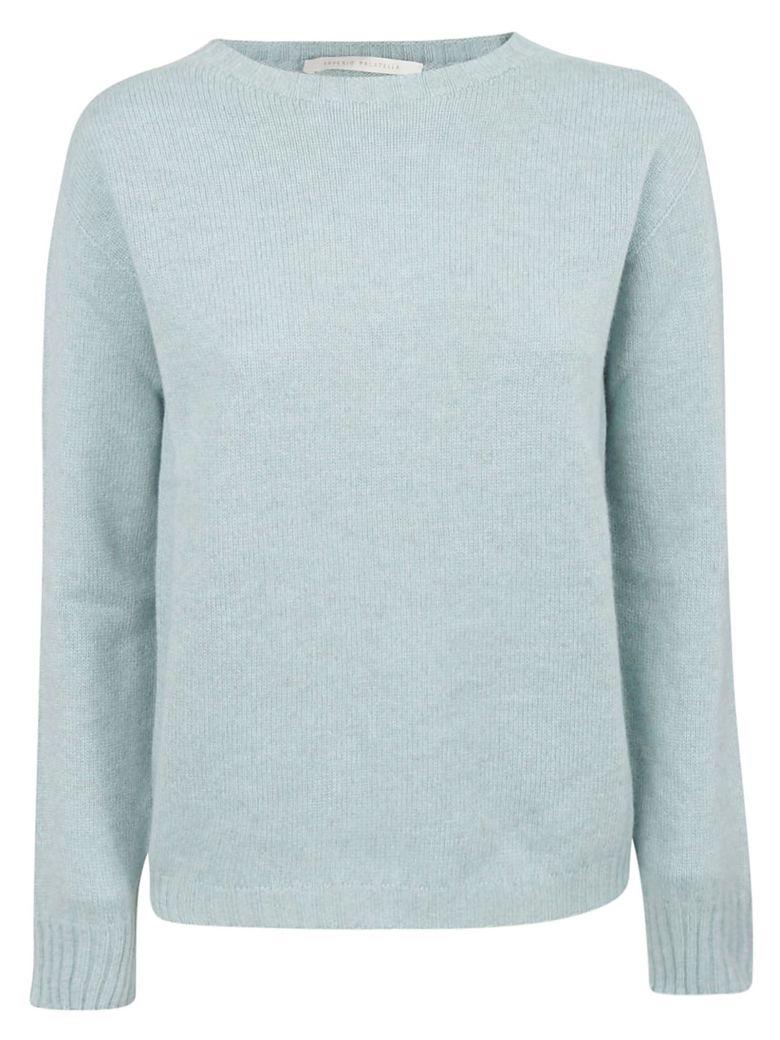 Saverio Palatella Classic Sweater - Water