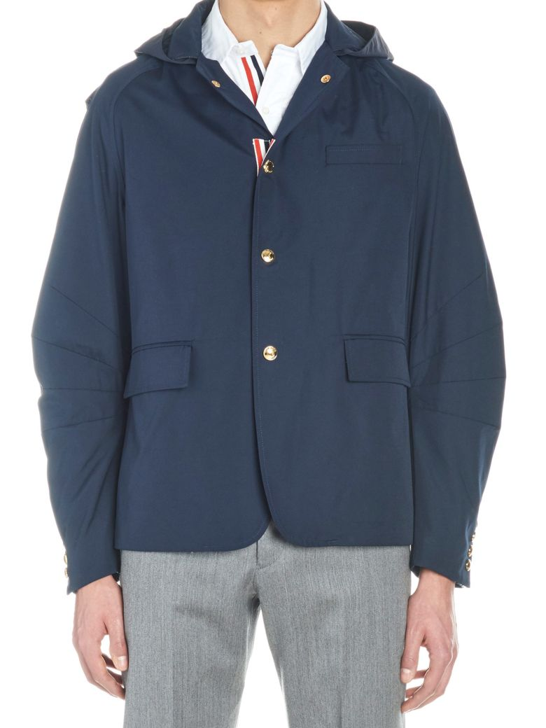 Thom Browne Jacket - Blue