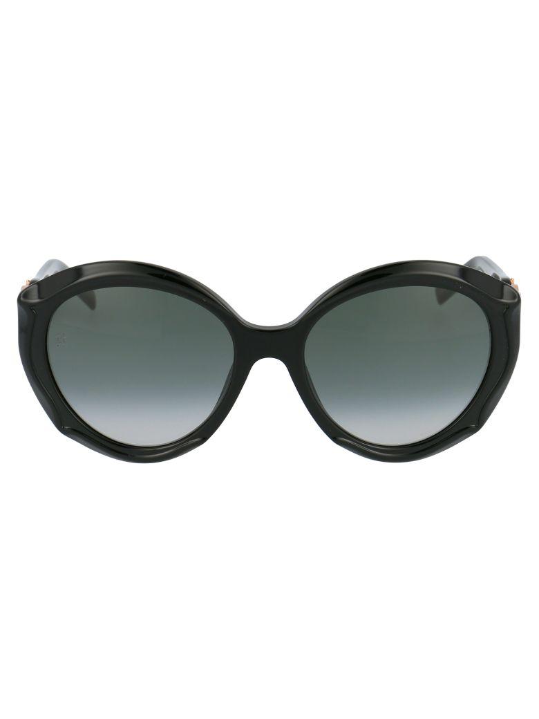 Elie Saab Sunglasses - Black