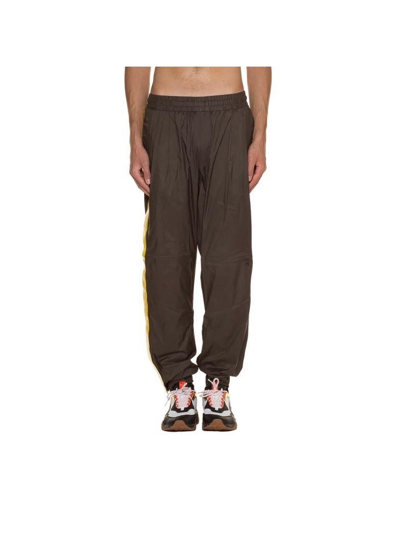Oakley Bicolor Track Pants - Brown
