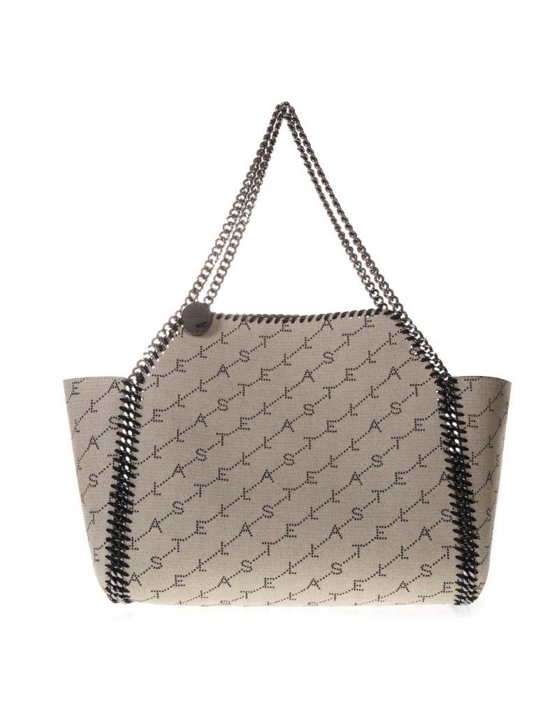 Stella McCartney Monogram Falabella Reversible Tote Bag - Sand