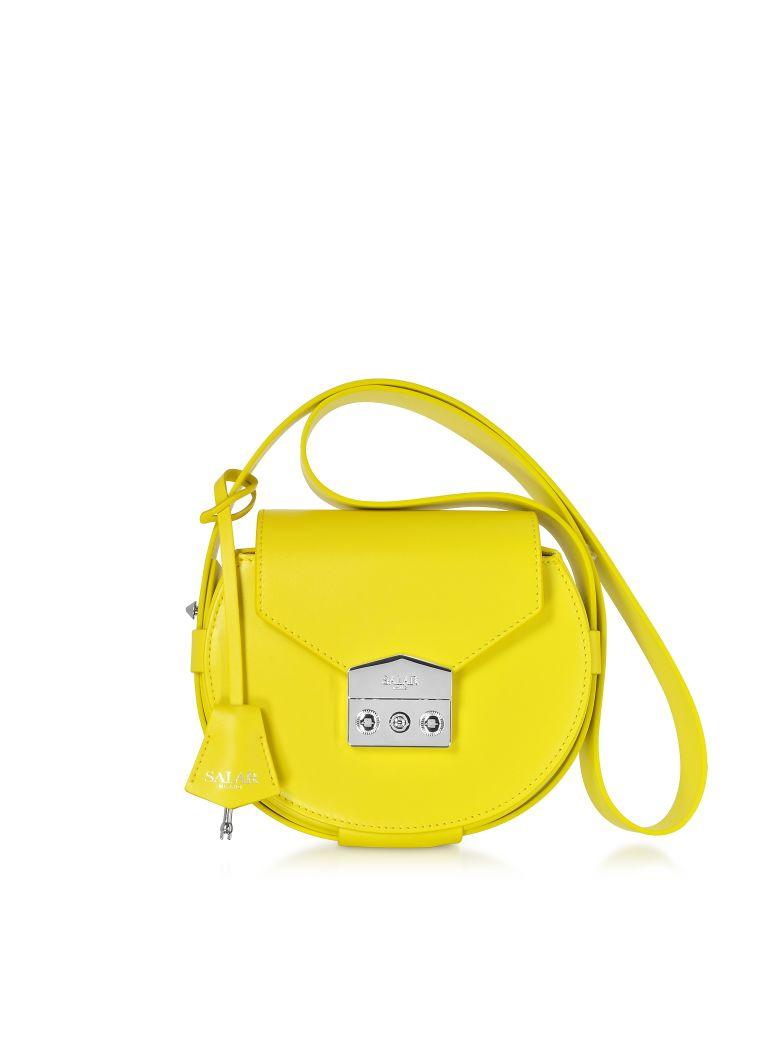 Salar Annie Basic Shoulder Bag - Green