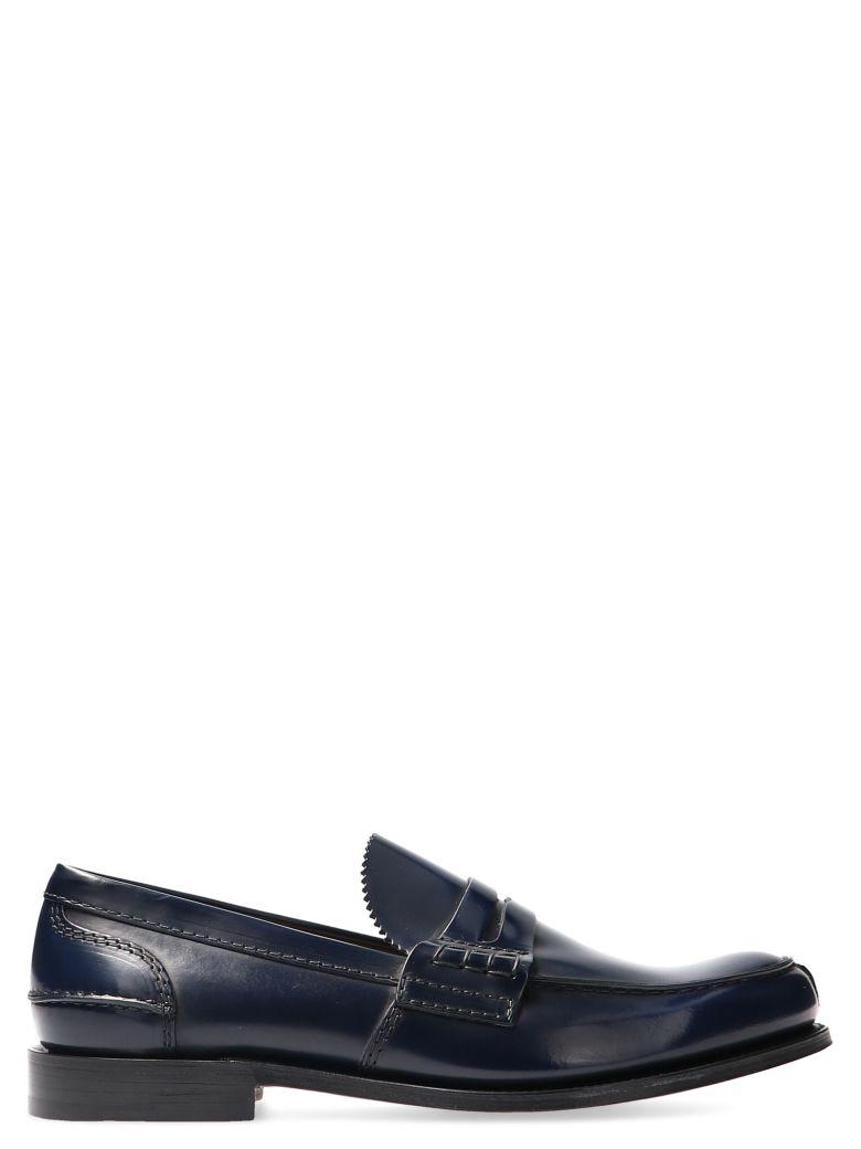 Church's 'tunbridge' Shoes - Blue