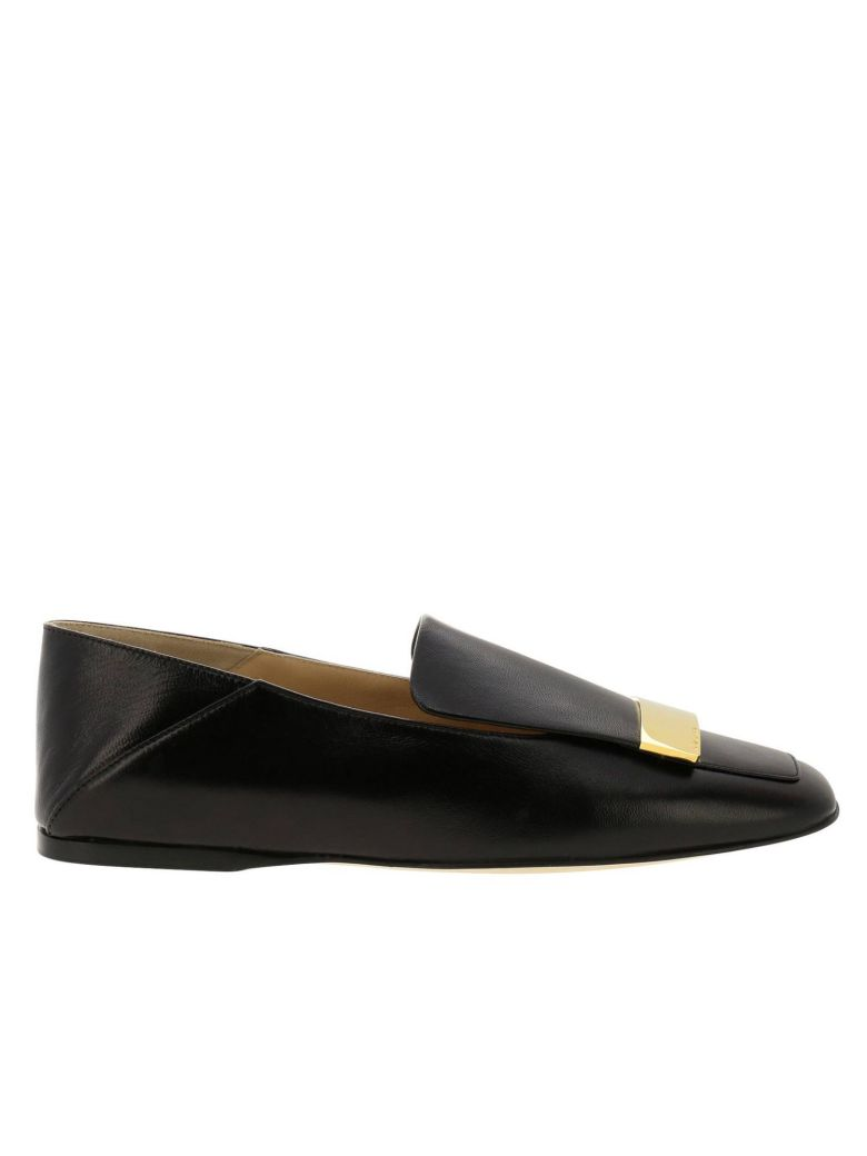 Sergio Rossi Loafers Shoes Women Sergio Rossi - black