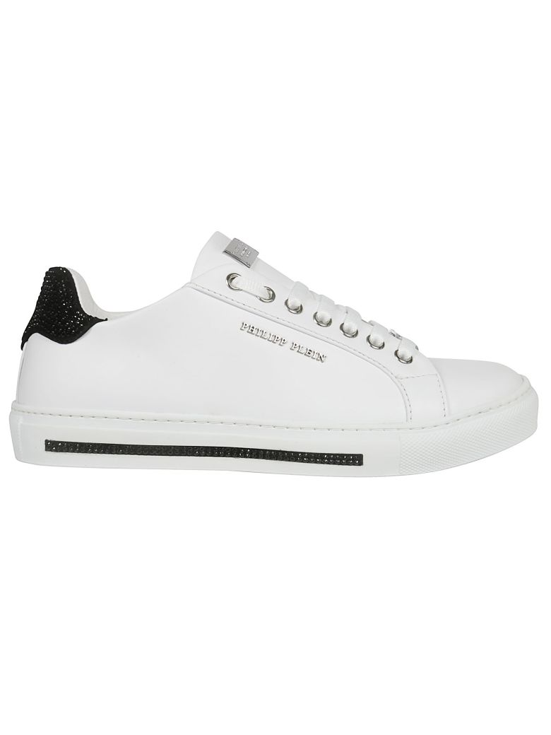 Philipp Plein Low-top Sneakers - White