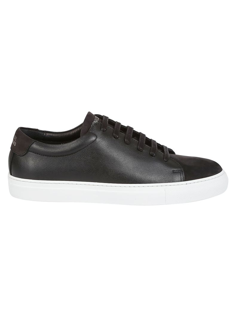 National Standard National Standard Low Classic Sneakers - Nera