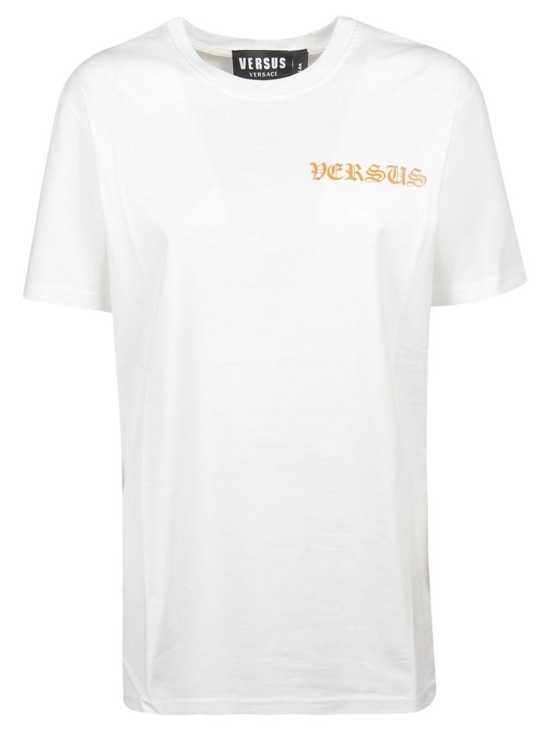 Versus Versace Logo Print T-shirt - Basic