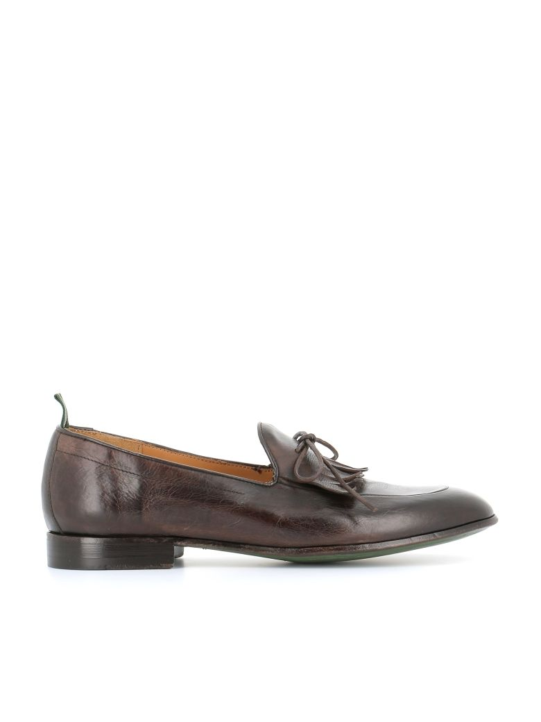 "Green George Loafers ""5098"" - Ebony"
