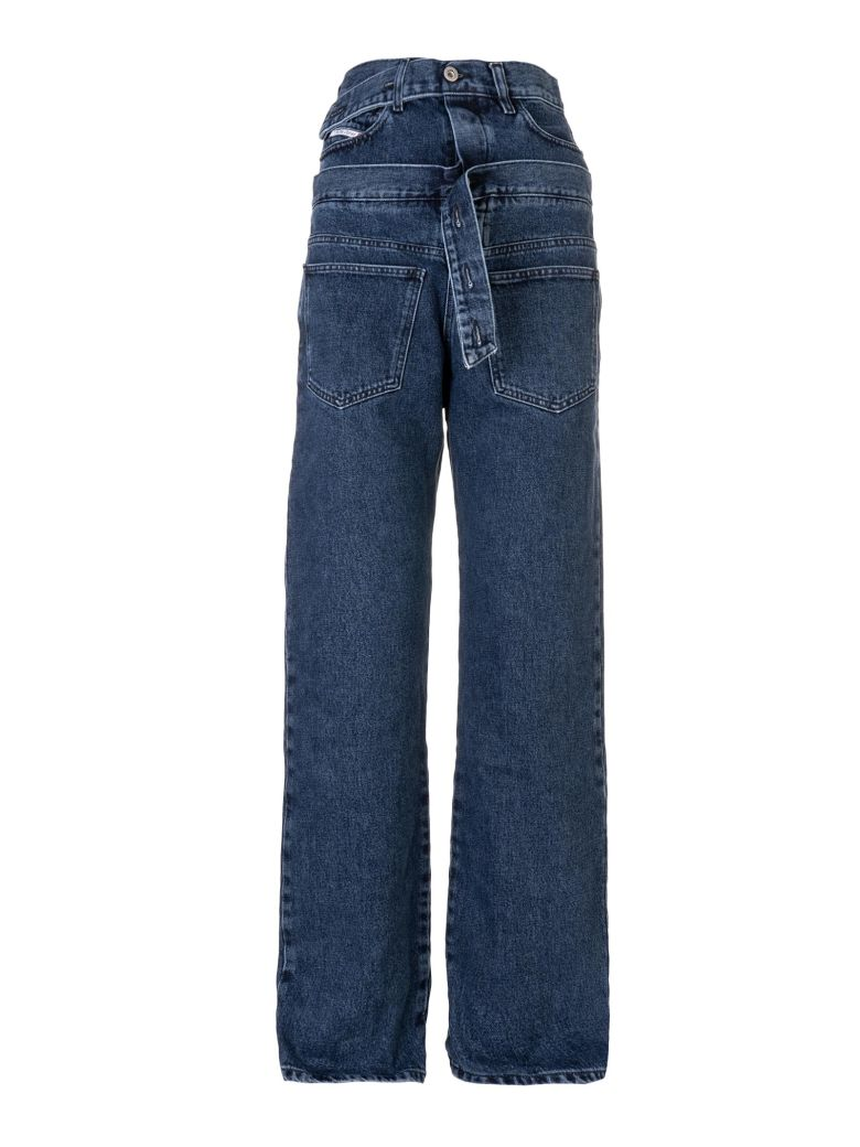 Diesel Red Tag Jeans - Blue