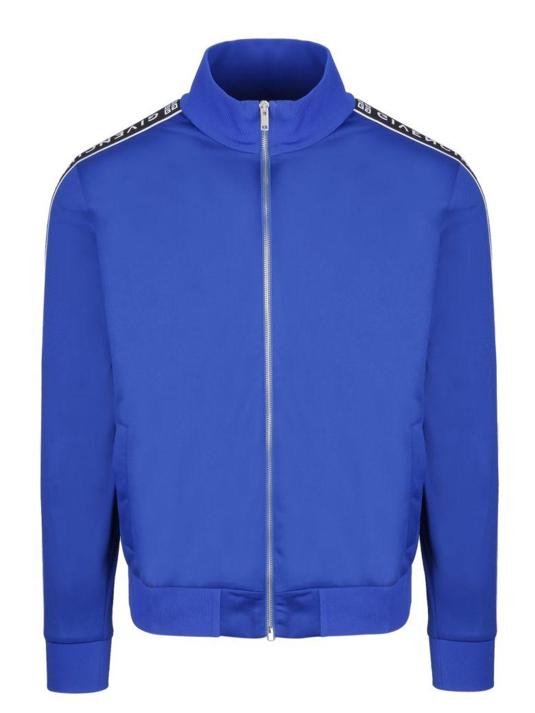 Givenchy Logo Stripe Track Jacket - 422
