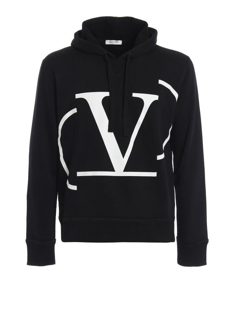 Valentino Vltn Print Hoodie - Basic