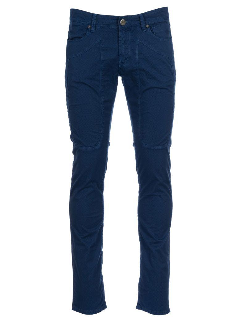 Jeckerson Cotton Jeans - Bluette