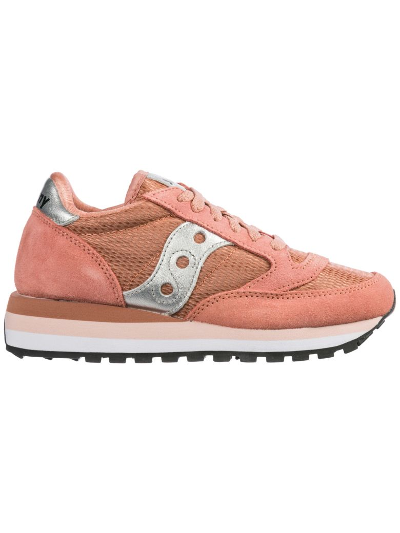 Saucony  Shoes Suede Trainers Sneakers Jazz O Triple - Basic