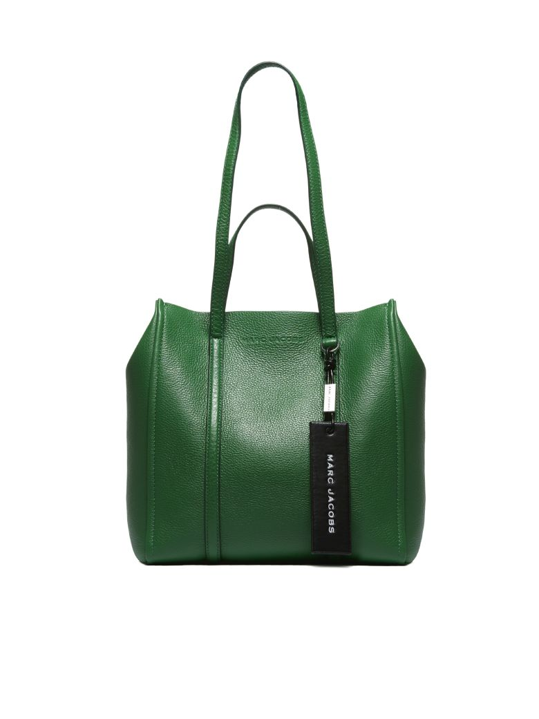 e27433423ee1 Marc Jacobs The Tag Tote In Green