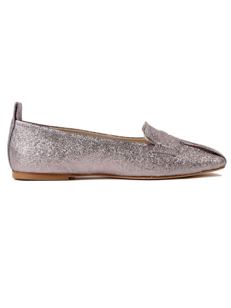 Anna Baiguera Rosa Loafers - Crackled Antique
