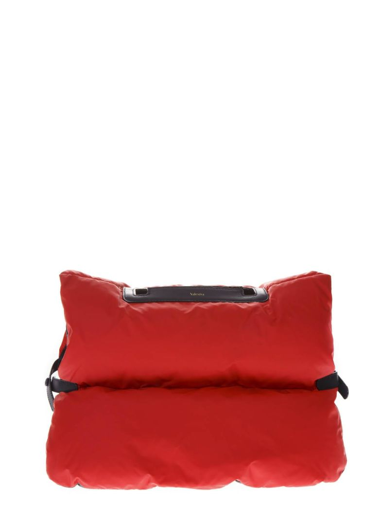 Valextra Red Padded Small Bag - Red