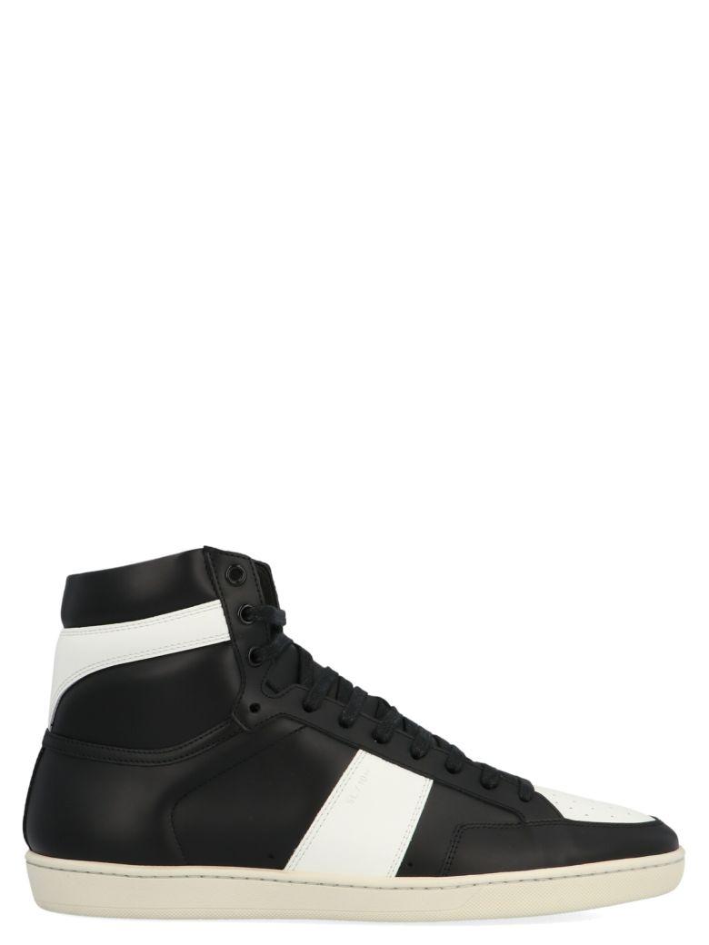 Saint Laurent 'court Classic' Shoes - Black