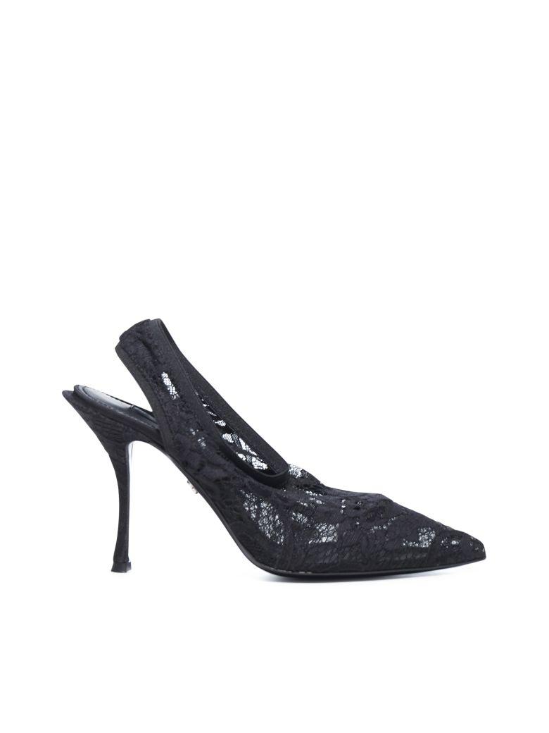 Dolce & Gabbana High-heeled shoe - Nero