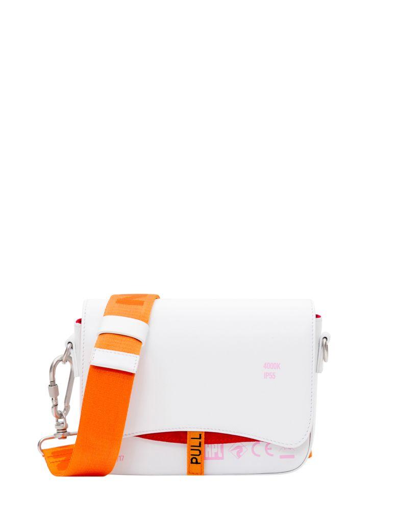 HERON PRESTON Shoulder Bag - Bianco