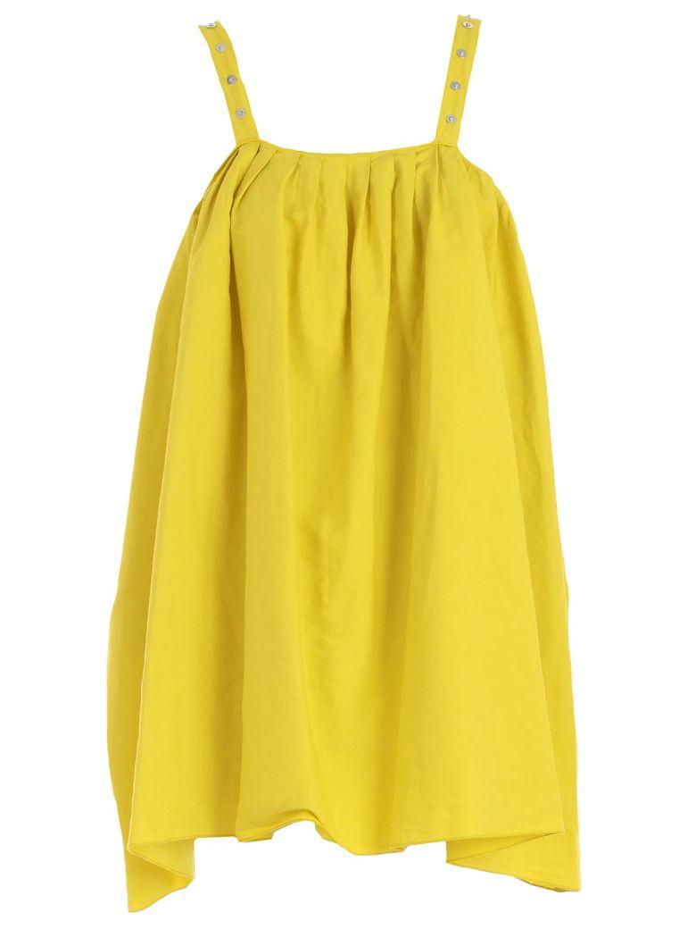 Hache Top - Yellow