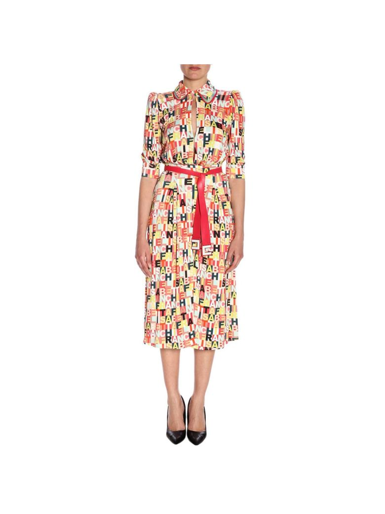 Elisabetta Franchi Celyn B. Elisabetta Franchi Dress Dress Women Elisabetta Franchi - Multicolor