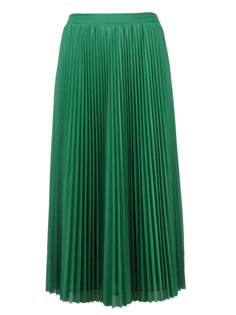 RED Valentino Pleated Long Skirt - 635