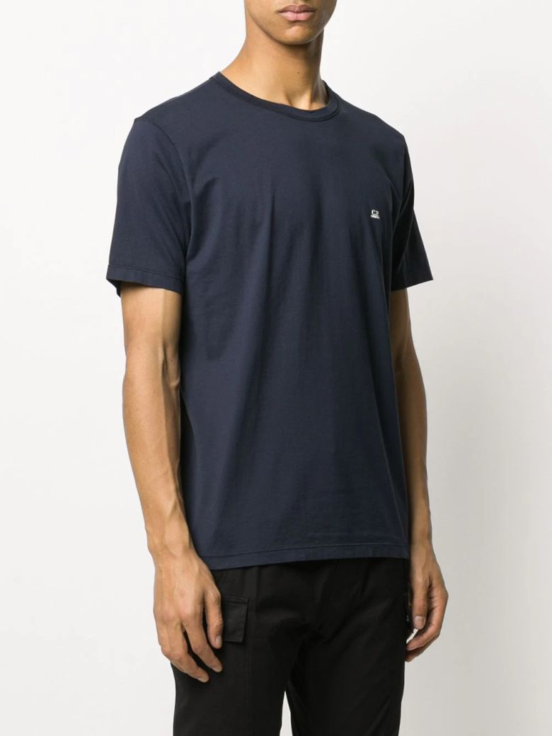 C.P. Company T-shirts - Short Sleeve - Total Eclipse