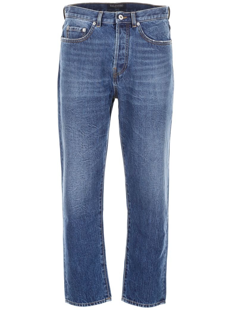 Valentino Basic Jeans - NAVY (Blue)