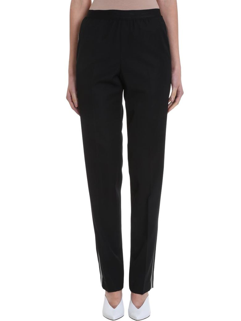Helmut Lang Pull On Pants - Black