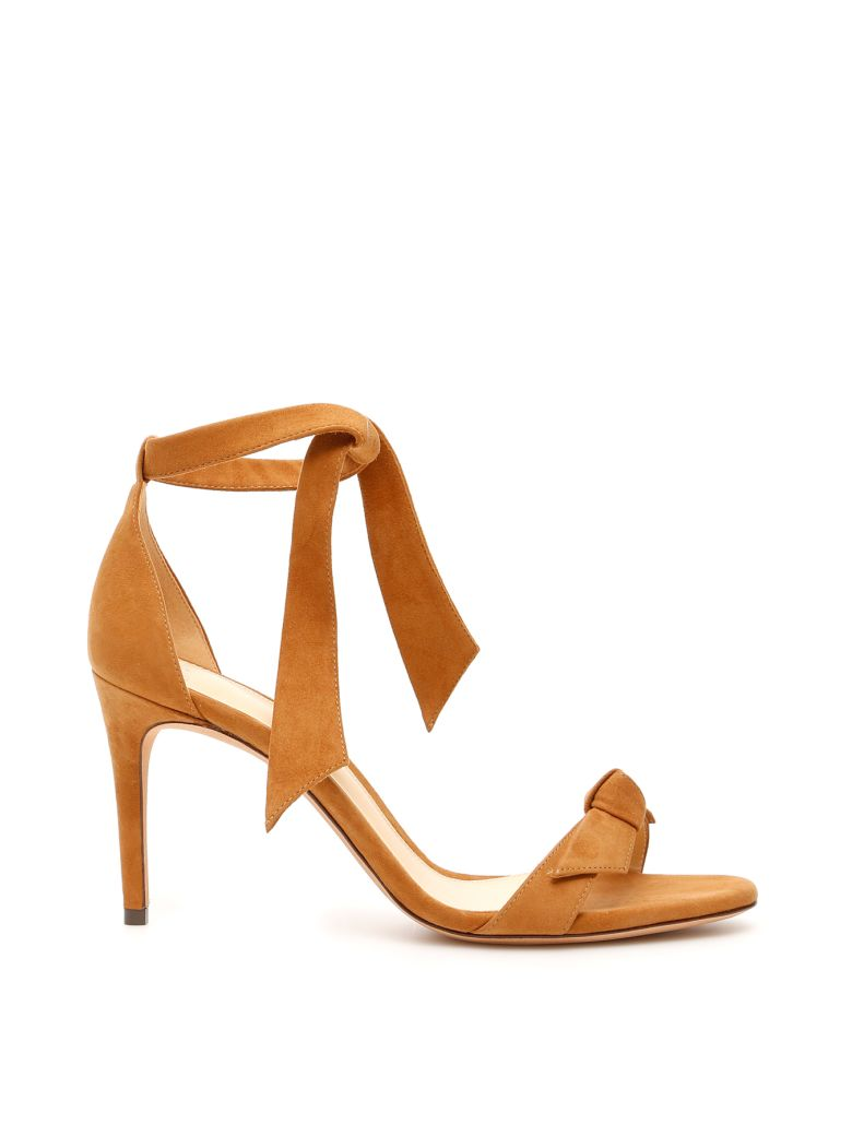 Alexandre Birman Dolores Sandals 85 - WALNUT (Beige)