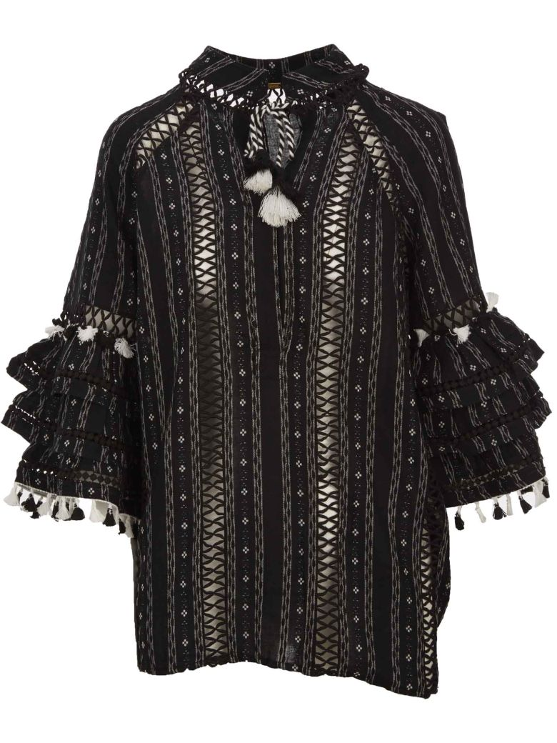 Dodo Bar Or Blouse - Black