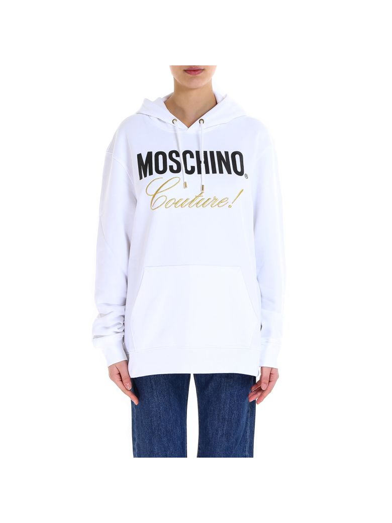 Moschino Sweatshirt - White