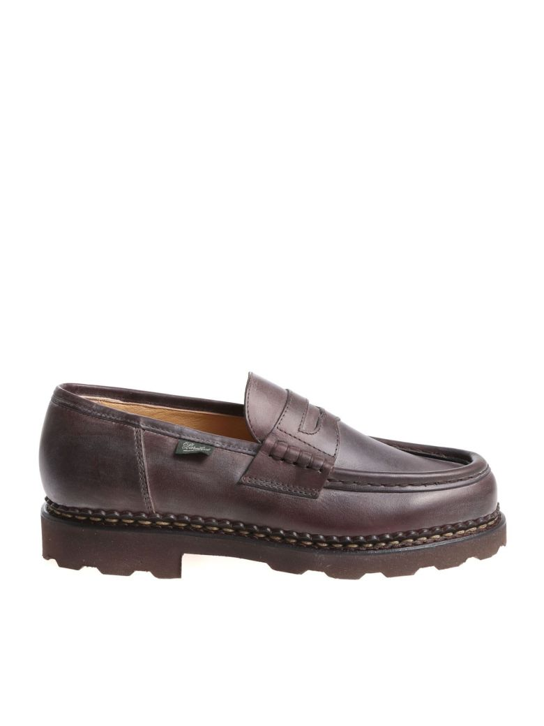 Paraboot Reims Loafer Leather - Brown