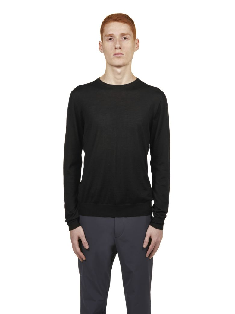 Prada Classic Sweater - Nero