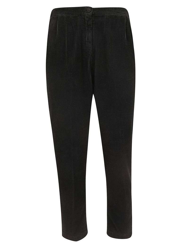 Massimo Alba Melu2 Trousers - Coal