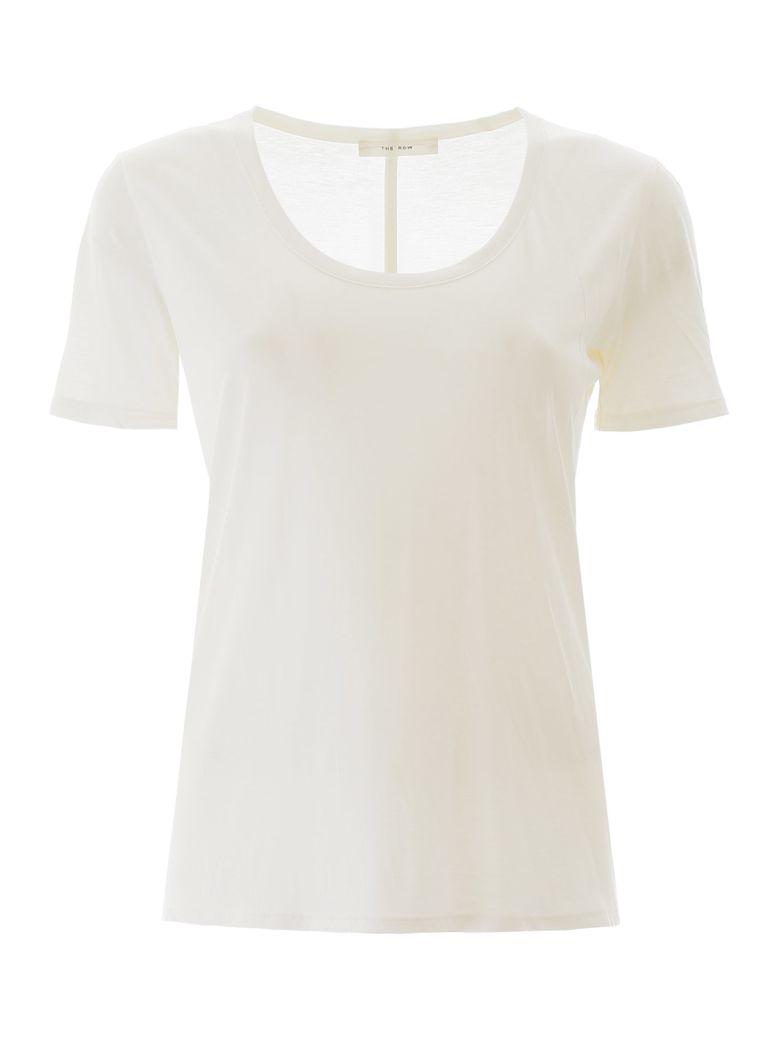 The Row Stilton T-shirt - WHITE (White)