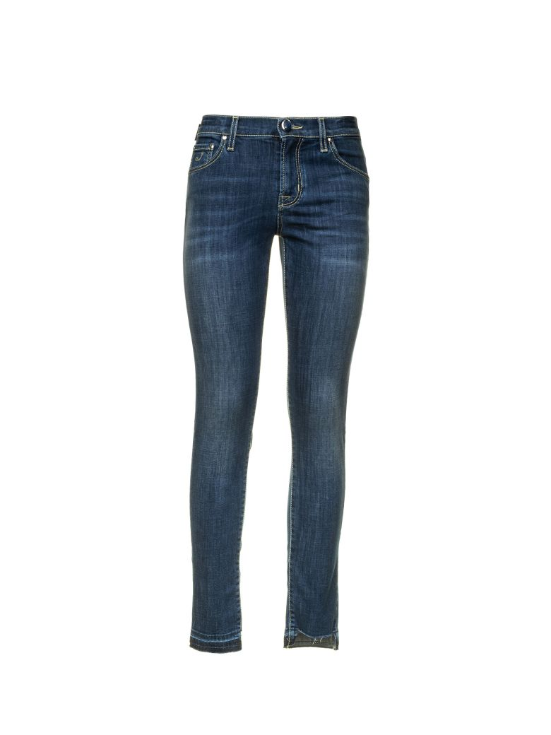 Jacob Cohen Jacob Cohen Blue Skiny Jeans - Blu