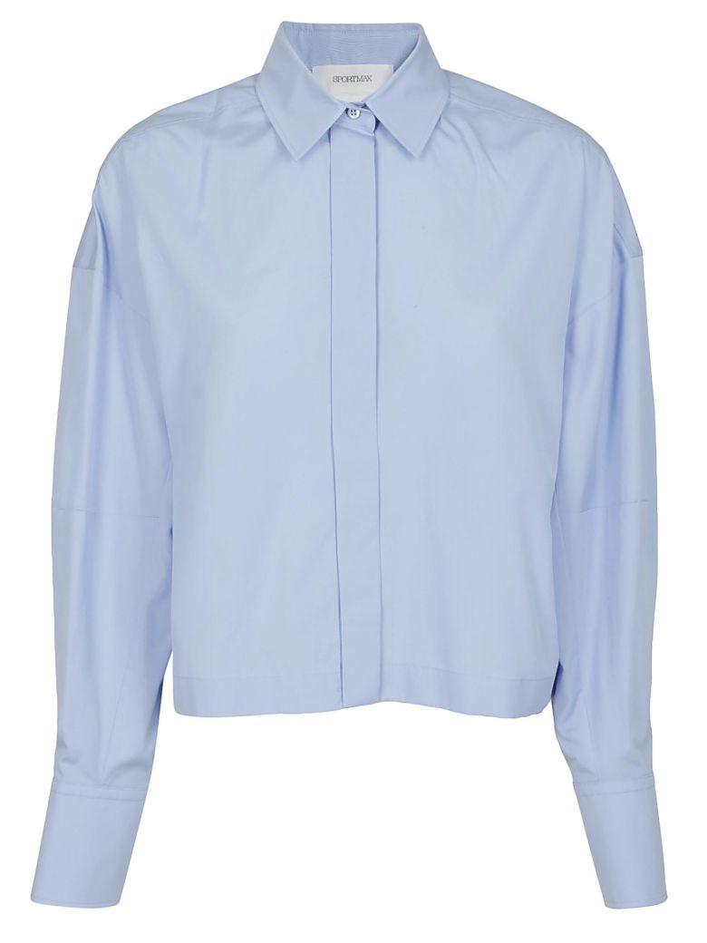 SportMax Classic Shirt - Azure
