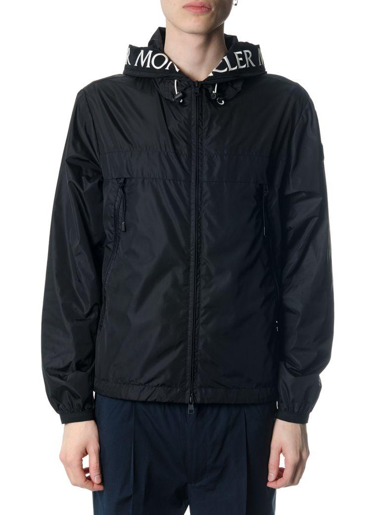Moncler Massereau Black Down Jacket - Black